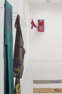 Maki Umehara, Installationsansicht im Kunstraum Düsseldorf