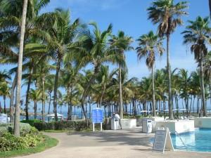 Das Hilton von San Juan