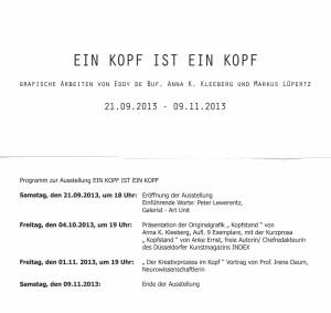 Anna K. Kleeberg_Anke Ernst_Kopfstand