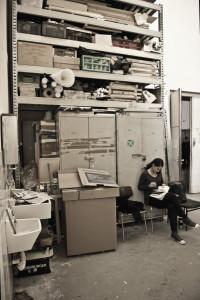 Kunstakademie-Düsseldorf-Michael-W-Driesch-Anke-Ernst
